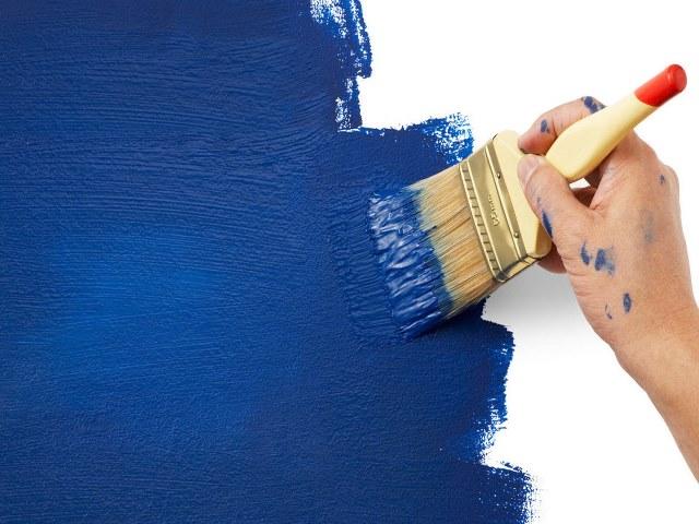 Состав и преимущества красок на органических растворителях