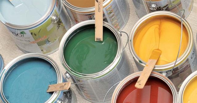 Состав красок Osmo для дерева