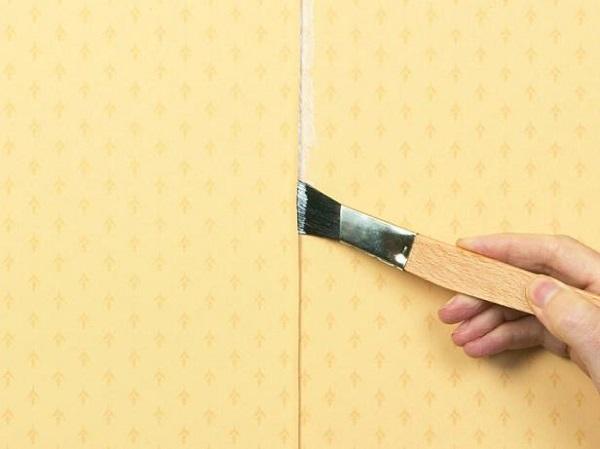 Как исправить дефект, если виден зазор
