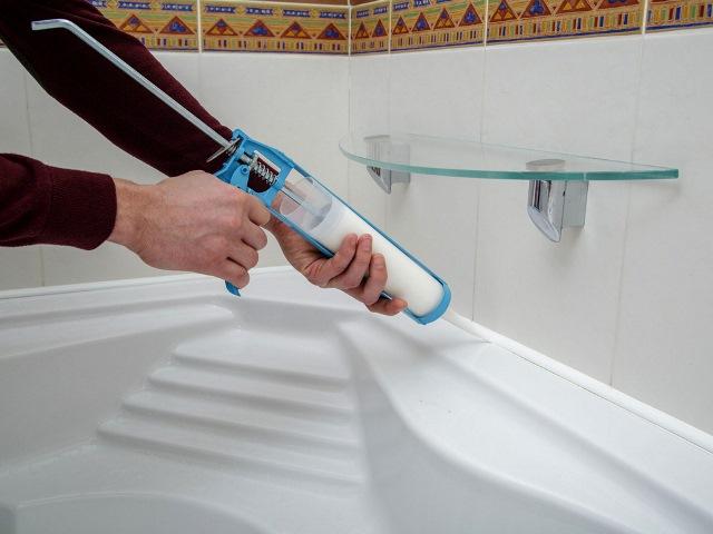 Как ускорить высыхание силиконового герметика