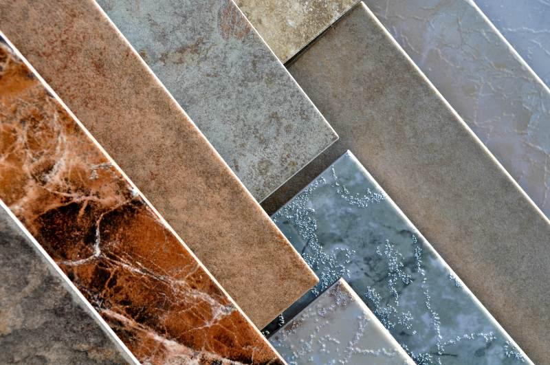 Какие стандартные размеры керамической плитки