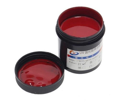 Особенности и применение красок УФ-отверждения