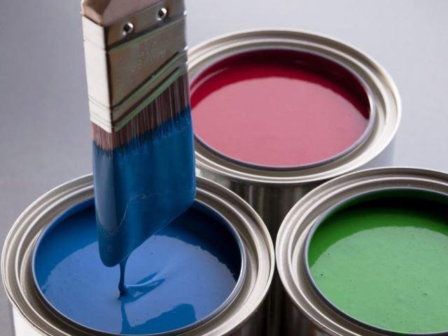 Для чего применяют краски на основе органических растворителей