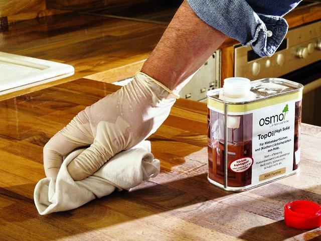 Преимущества и применение красок Osmo для дерева