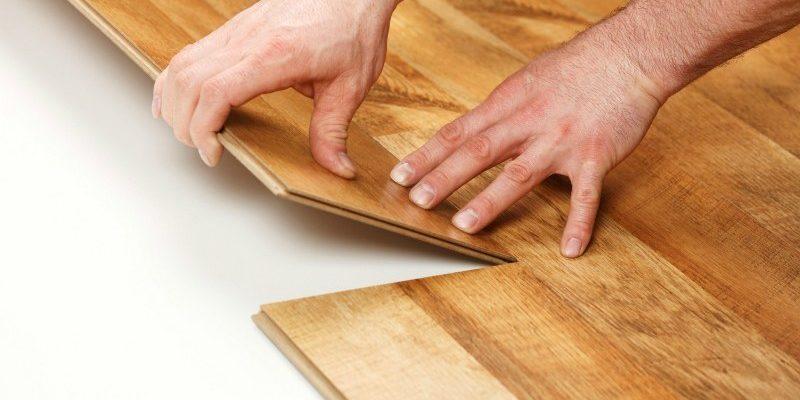 Как правильно укладывать ламинат на пол