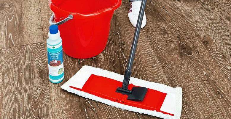 Лучшее средство для мытья ламината