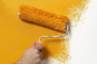 Водоэмульсионная краска для стен