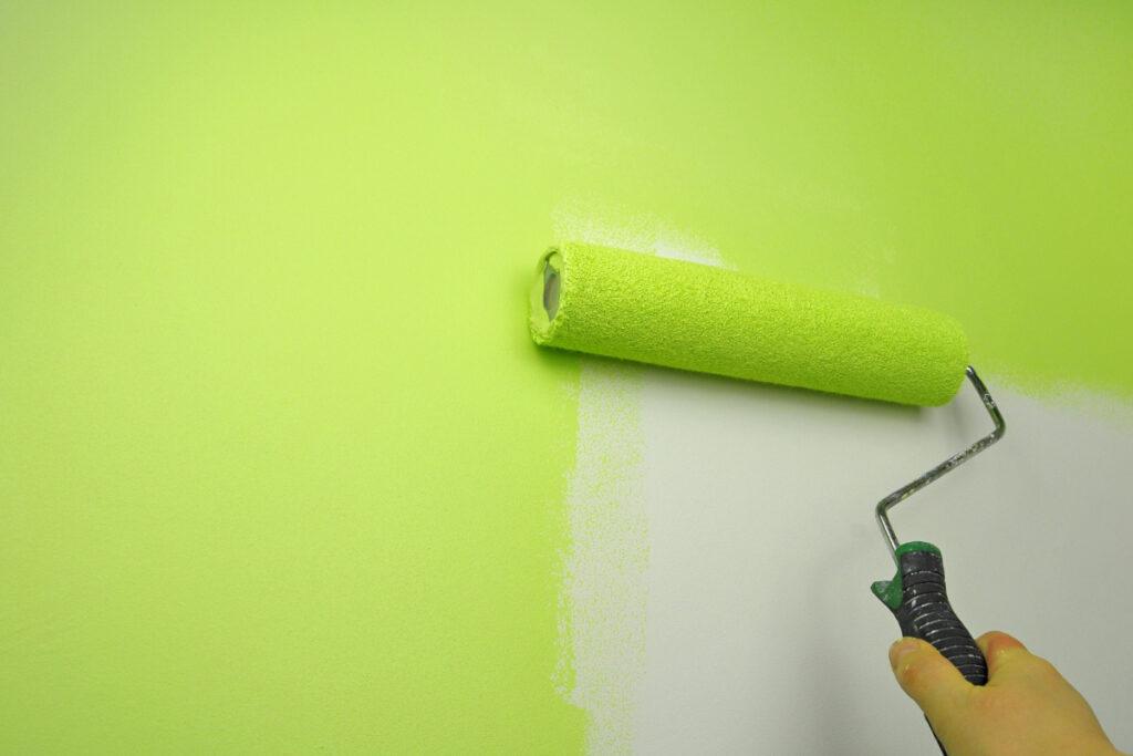 Где применяется водоэмульсионная краска