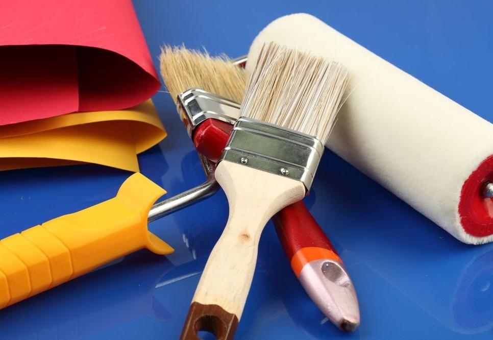 Как красить водоэмульсионной краской